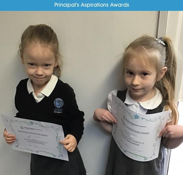 Principals Aspirations Awards