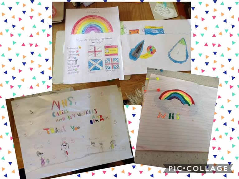 Home Learning work