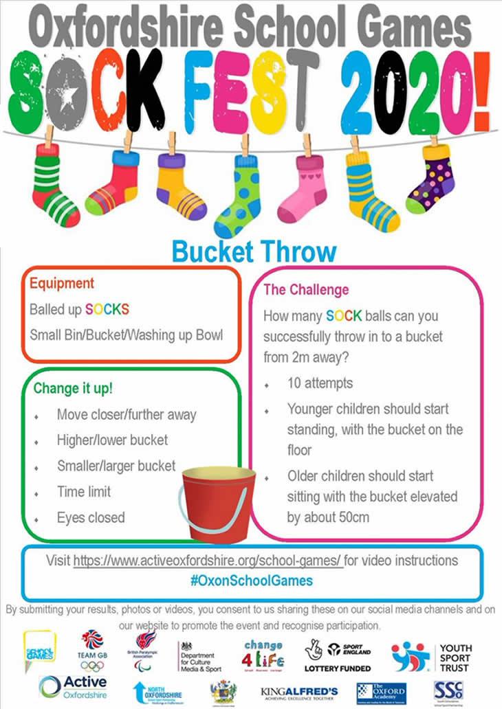 Sock Fest poster