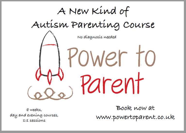 Power to Parent course flyer