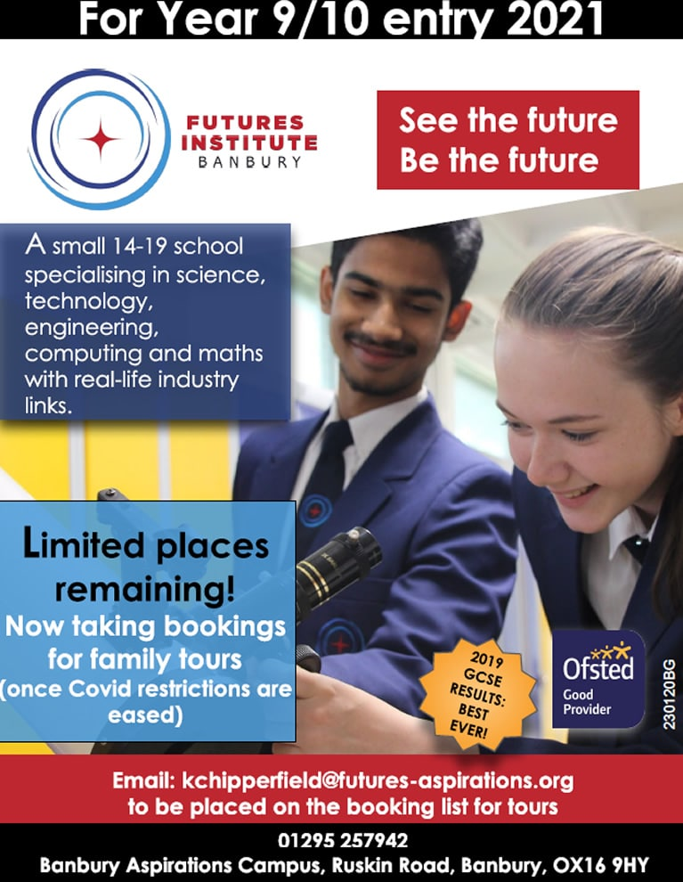 Year 9-10 Tours poster