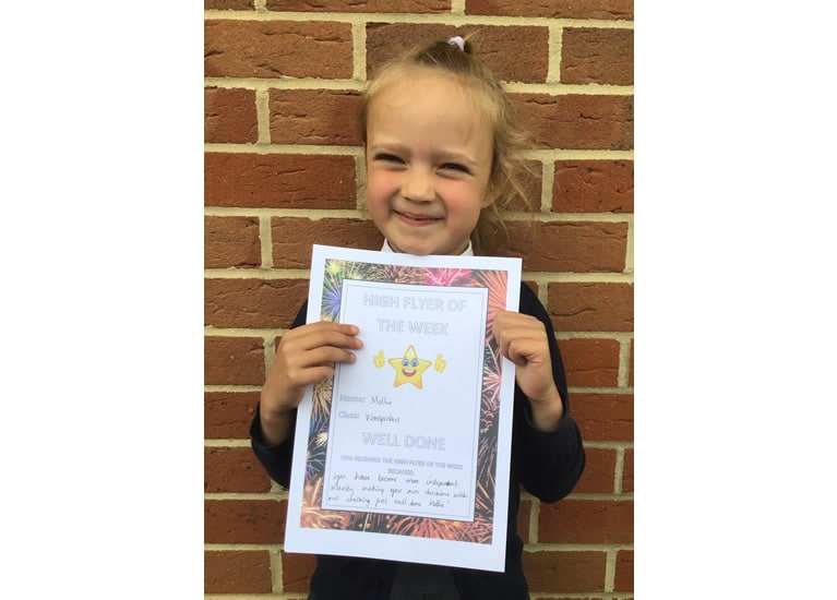 Woodpeckers High Flyer of the week