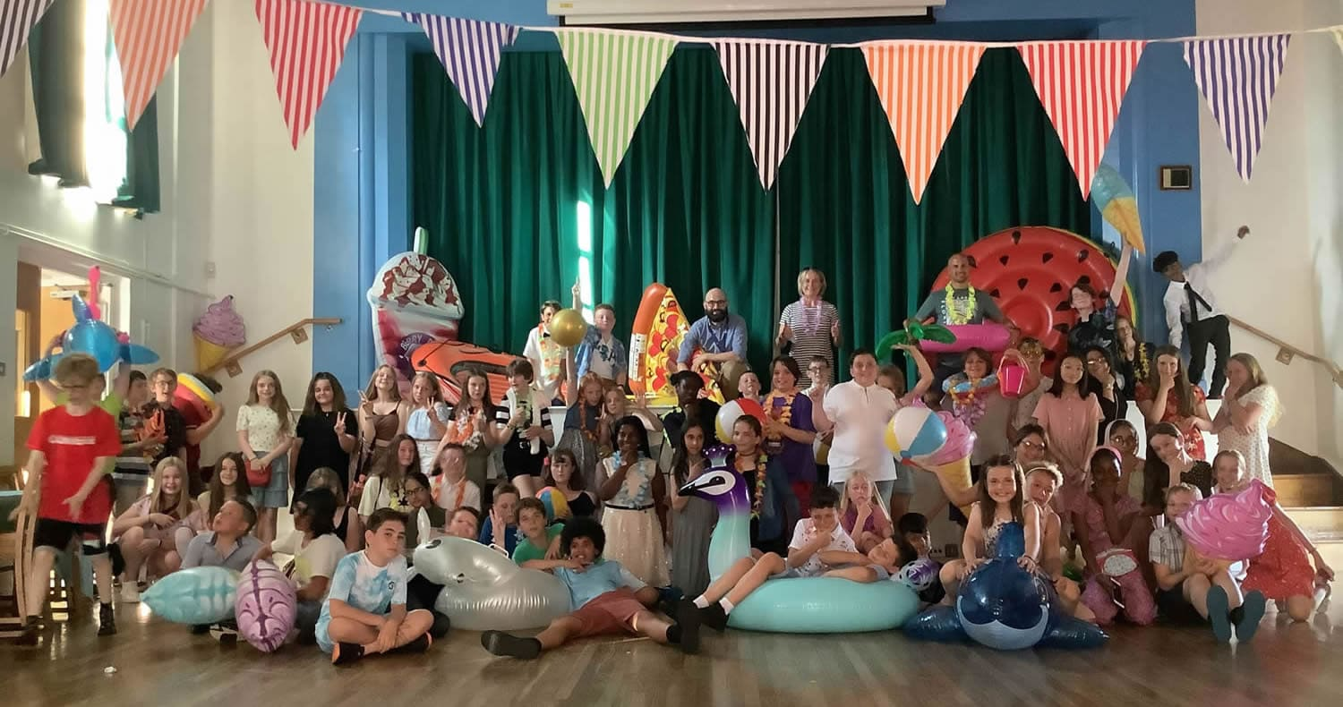 Year 6 party